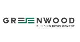 Логотип строительной компании Группа компаний Гринвуд (Greenwood)