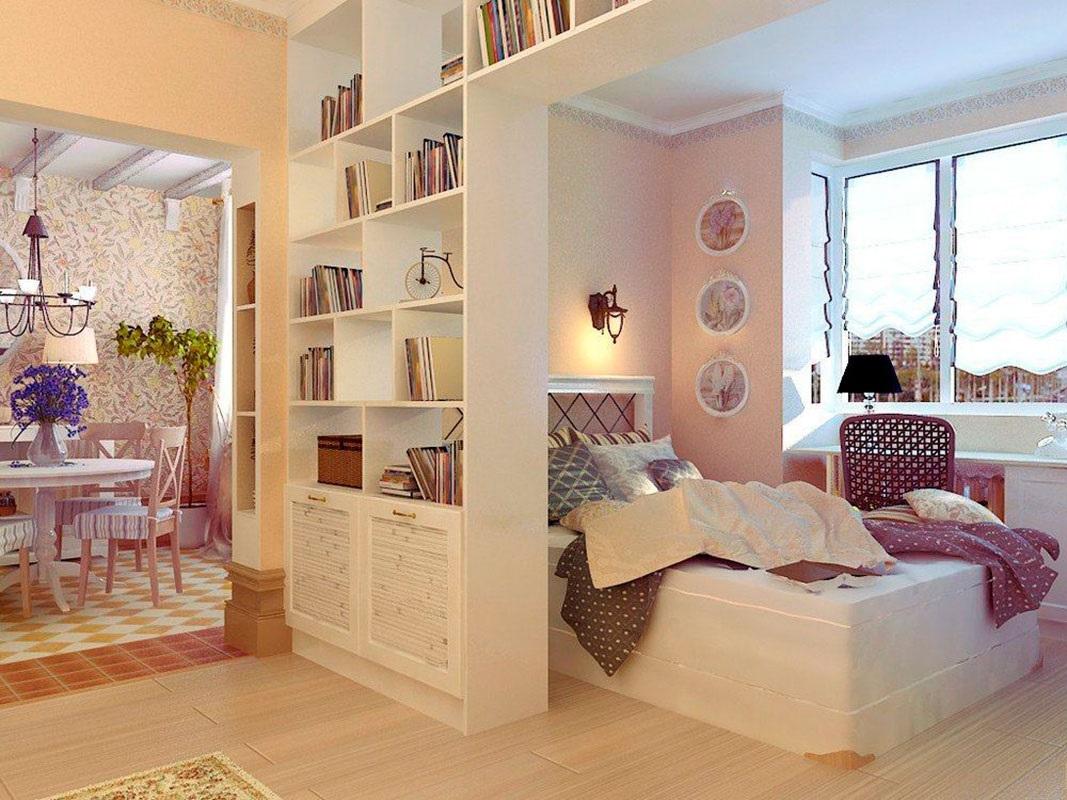 варианты перепланировки квартиры 1