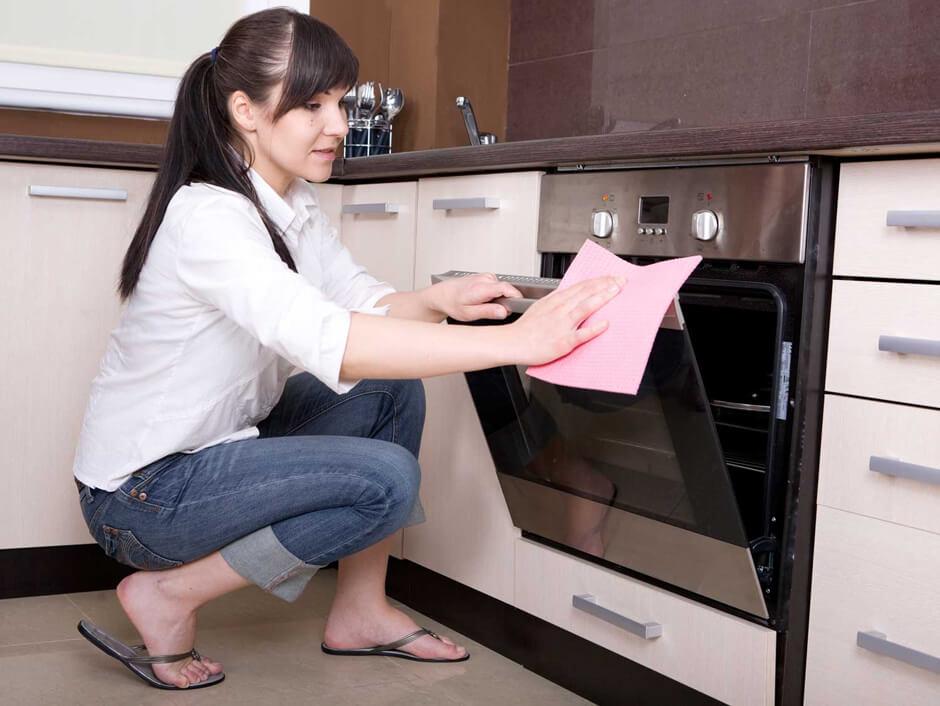 Сфотографируйте духовку перед заселением в квартиру
