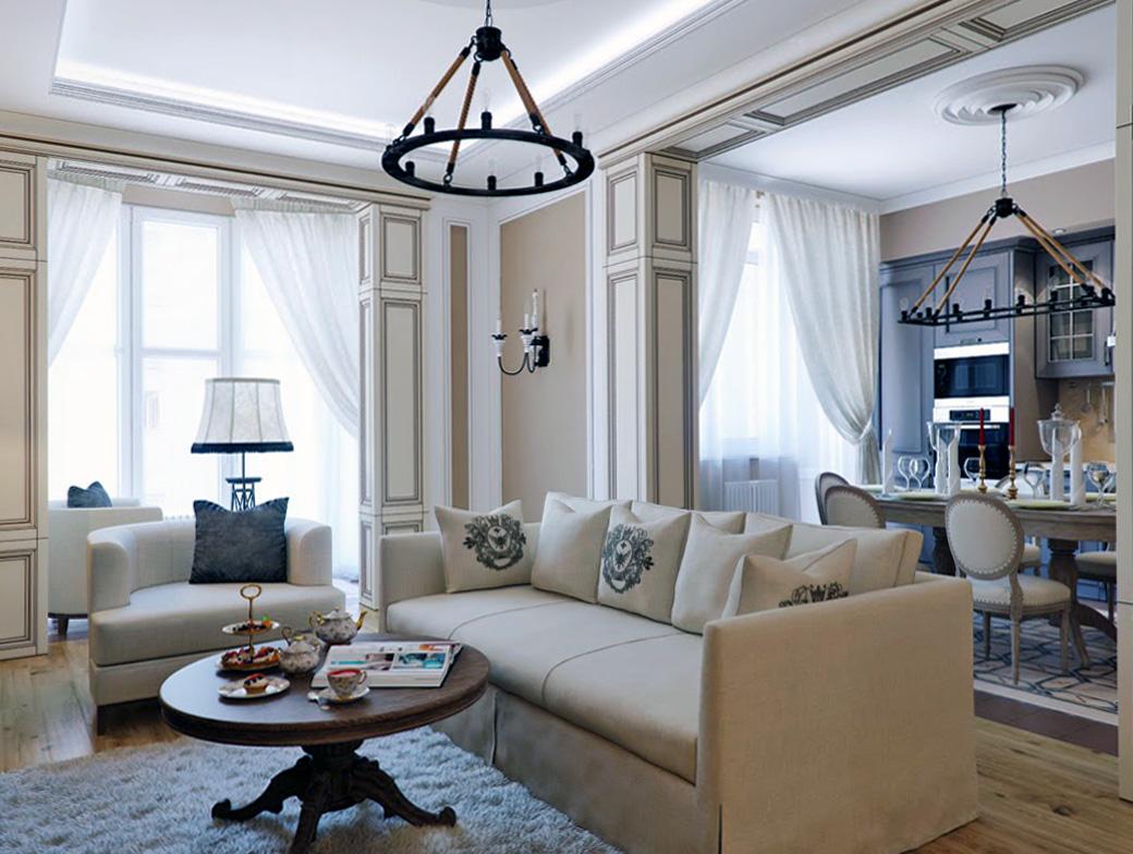 Дизайн квартиры в итальянском стиле фото
