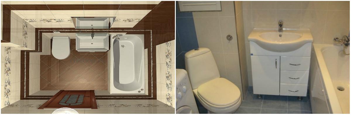 Ванная комната и туалет