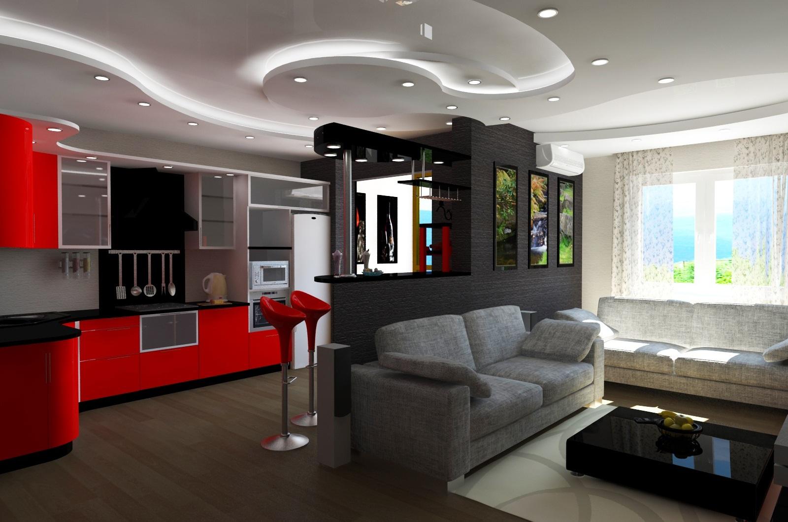 перепланировка 3-комнатной квартиры