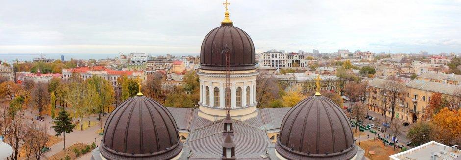 Архитектура Одесса