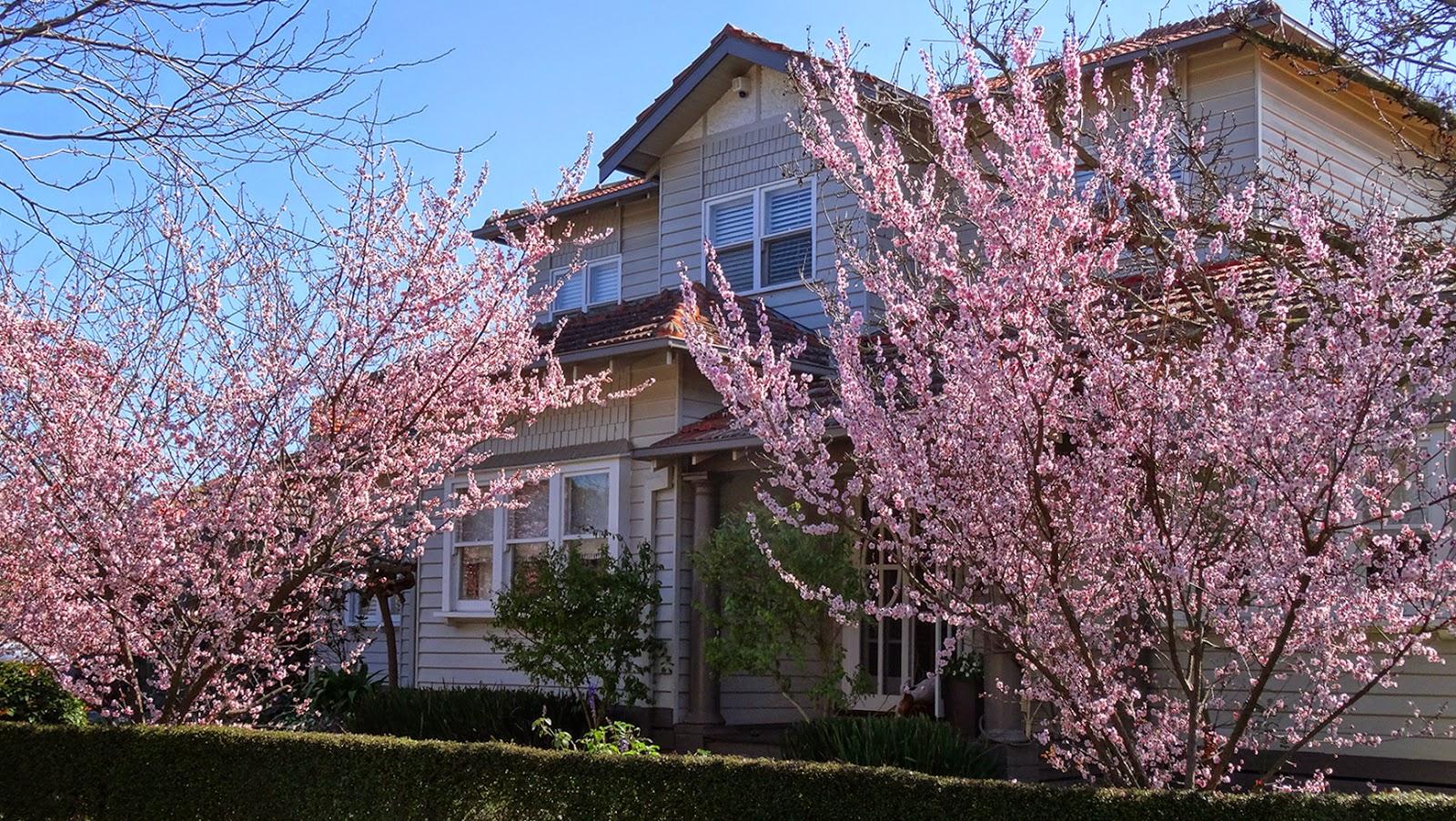 Продажа дома весной