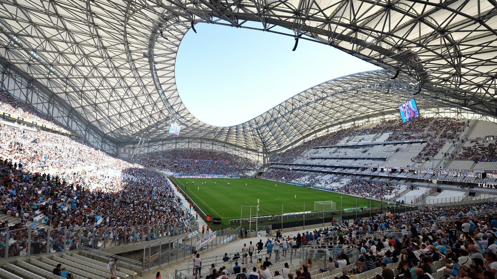 Марсель стадион фото
