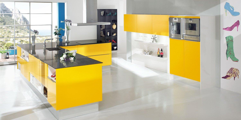Какой цвет выбрать в кухню