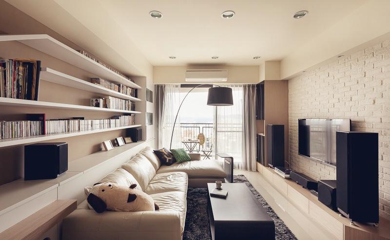 узкие комнаты
