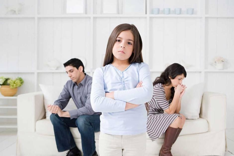 раздел квартиры прописан ребенок