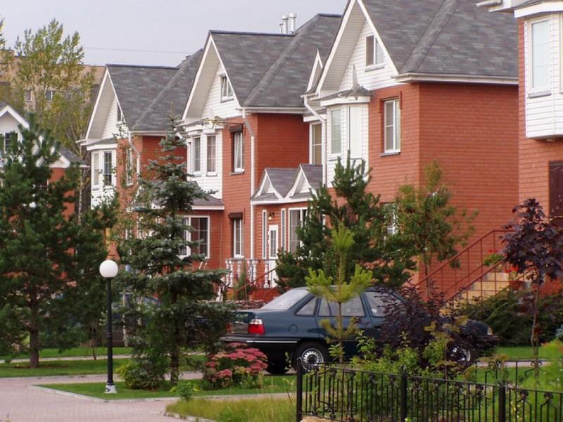 Выбрать квартиру или таунхаус