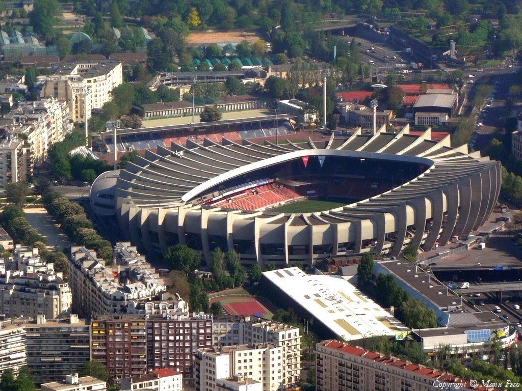 Евро 2016 стадионы