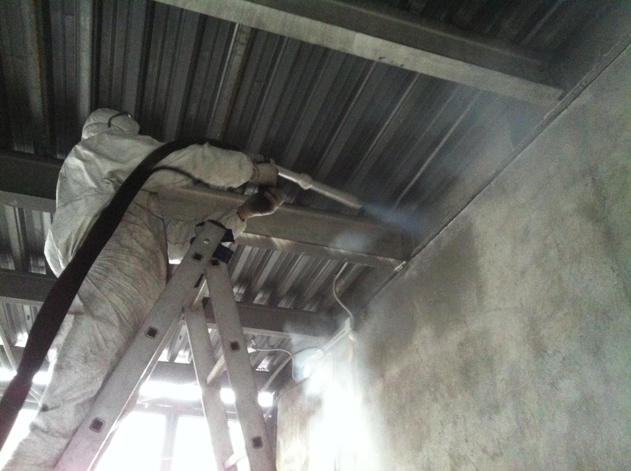 Очистка воздуха после пожара