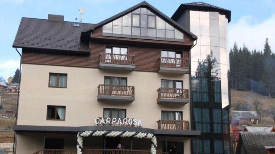 Отель «Carparosa»