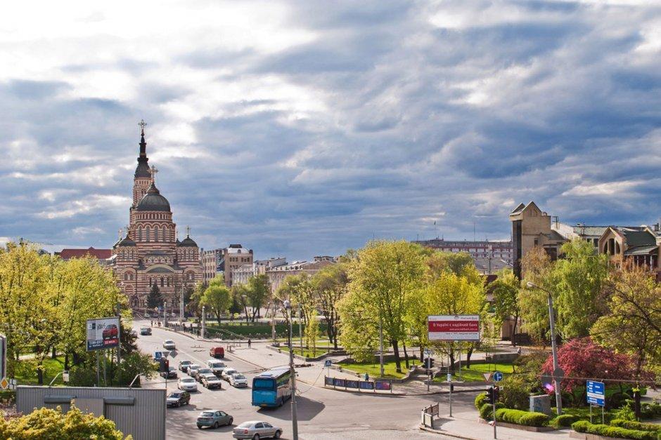 Средние цены на квартиры в Харькове