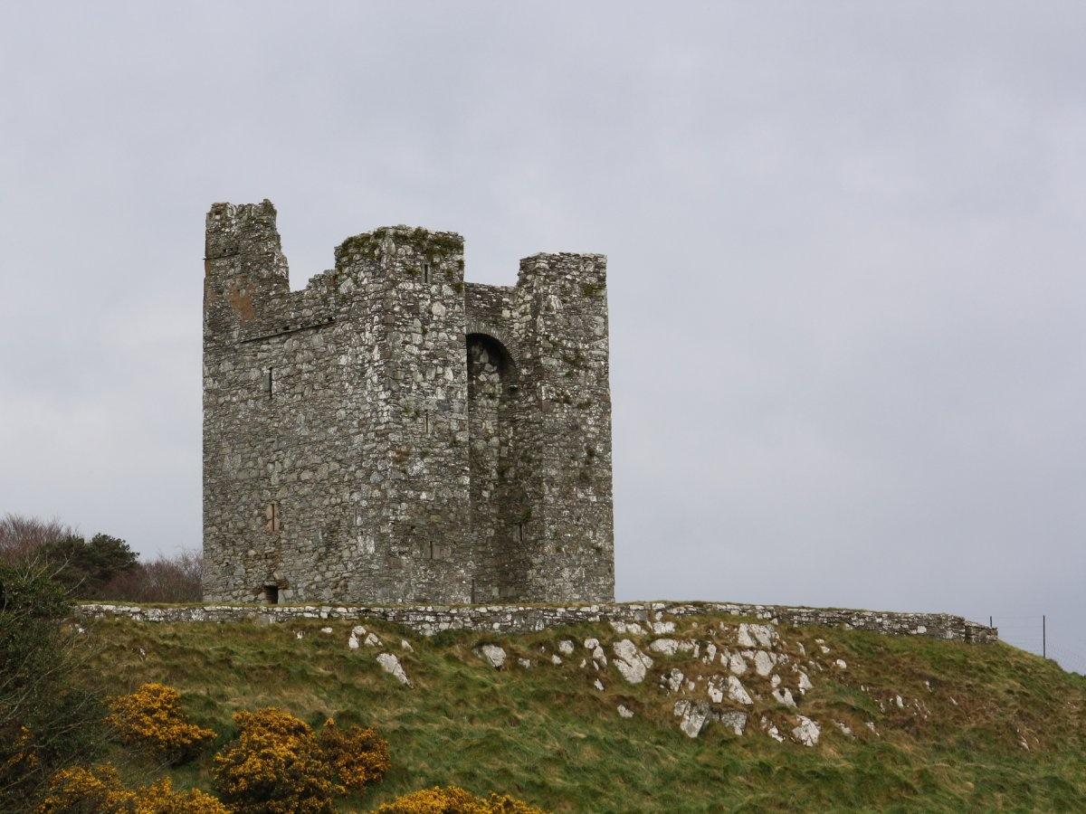 Замок фото