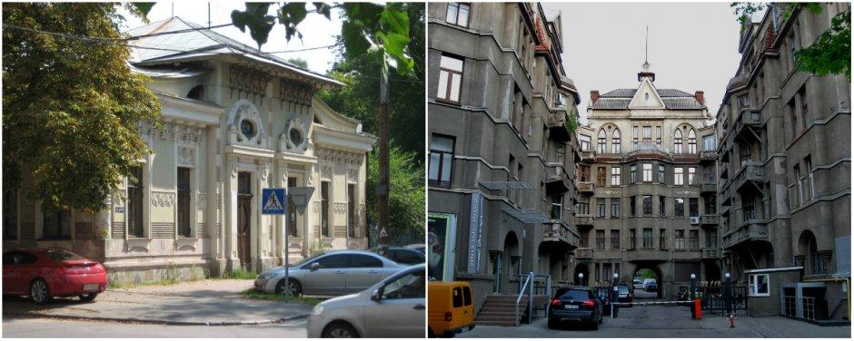 Отголоски прошлого в постройках Харькова