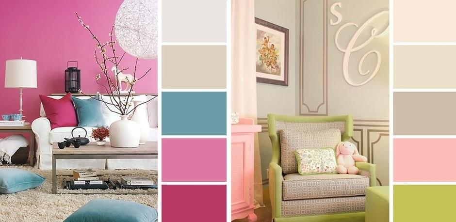 Как выбрать сочетания цветов в современной спальне
