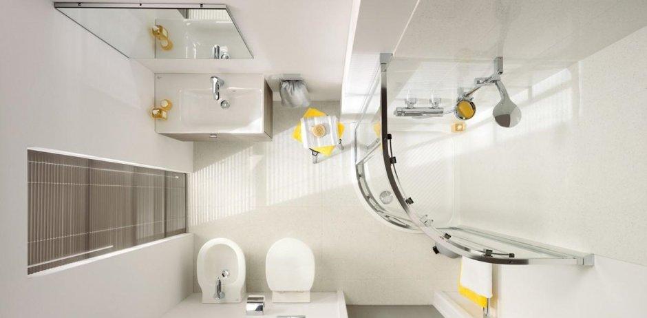 Отделочные материалы в ванной
