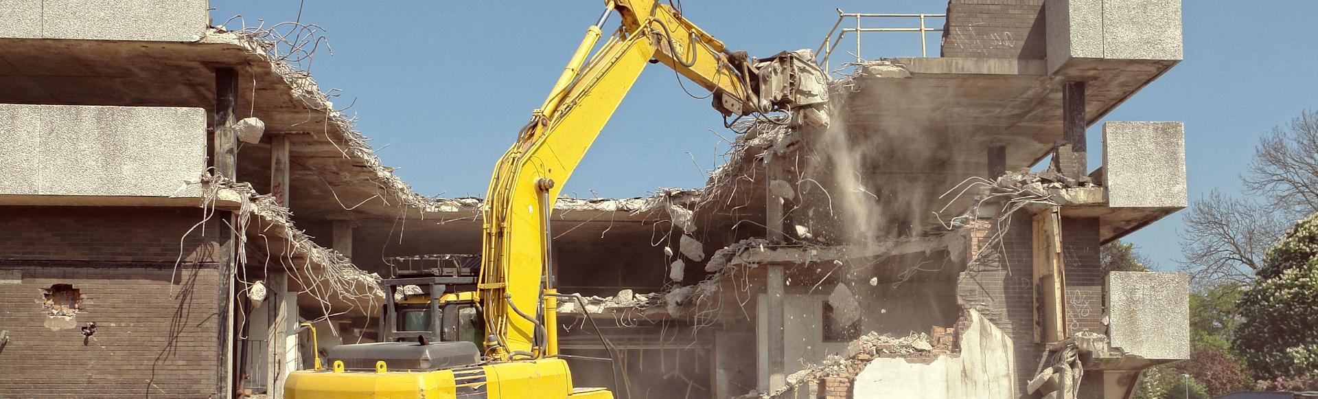Зачем сносить здания