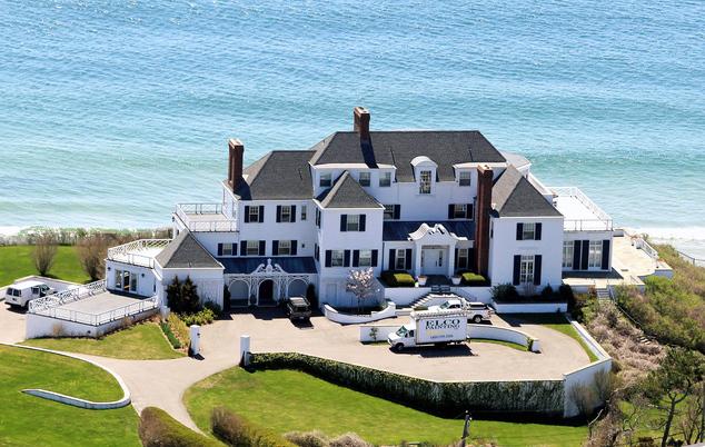 пляжный дом