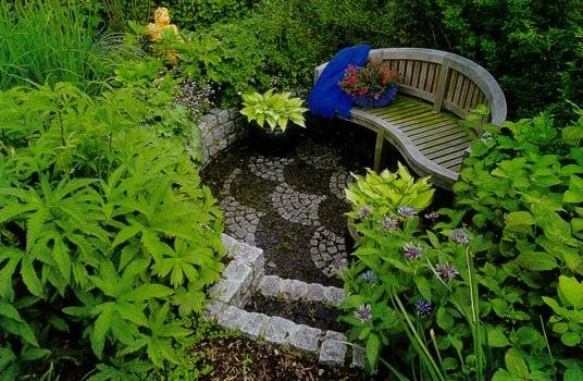 Сад для душевной гармонии
