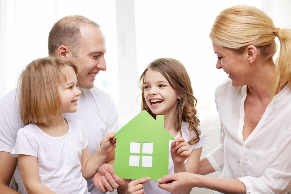 Оформить недвижимость на несовершеннолетнего ребенка