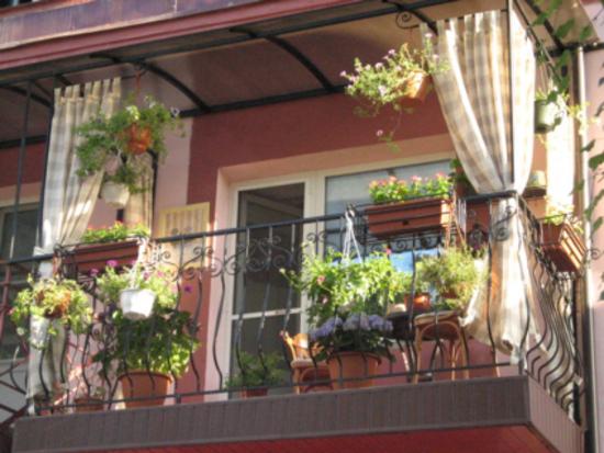 балкон — веранда