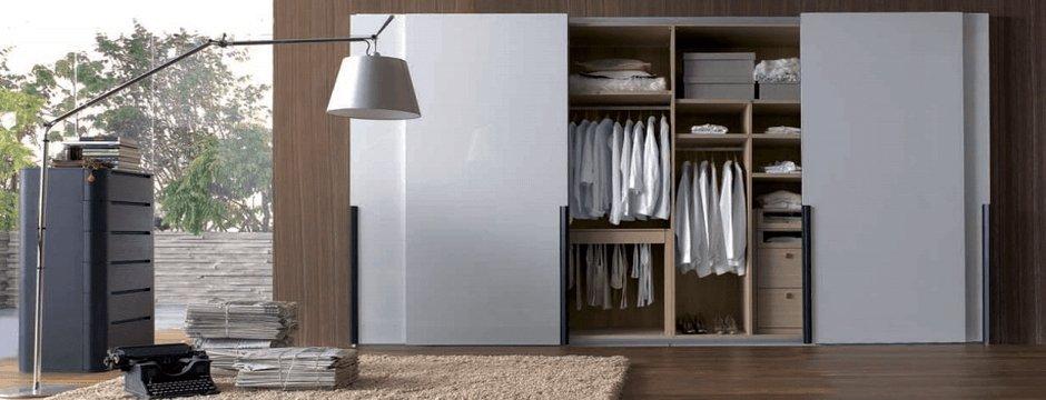 Почему встроенный шкаф