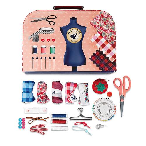 Набор для шитья для девочки