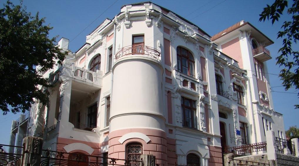 Дом четкова