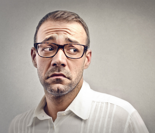 Признаки плохого риэлтора - Неуверенность в себе