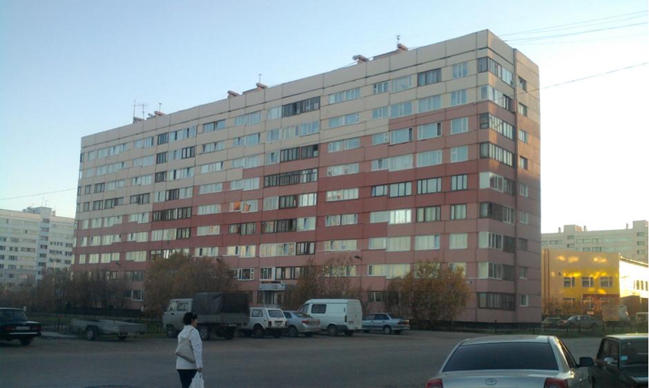 Квартира ленинградка