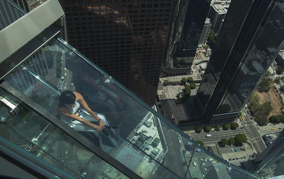 небоскреб в США