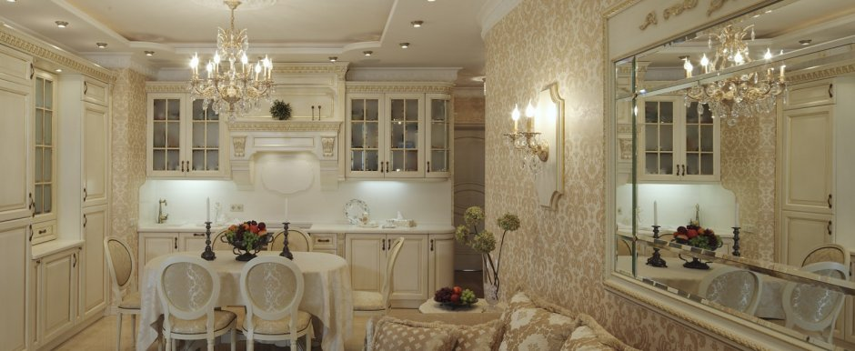 Французский стиль в квартире фото