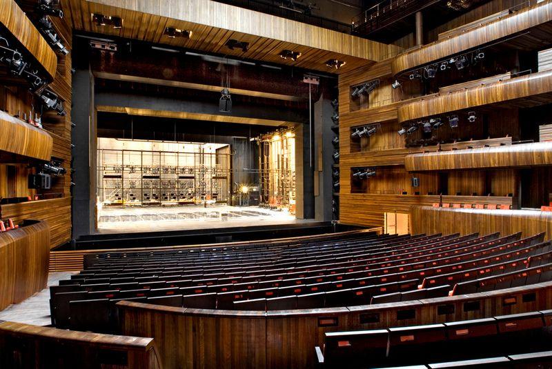 театр оперы и балета в осло