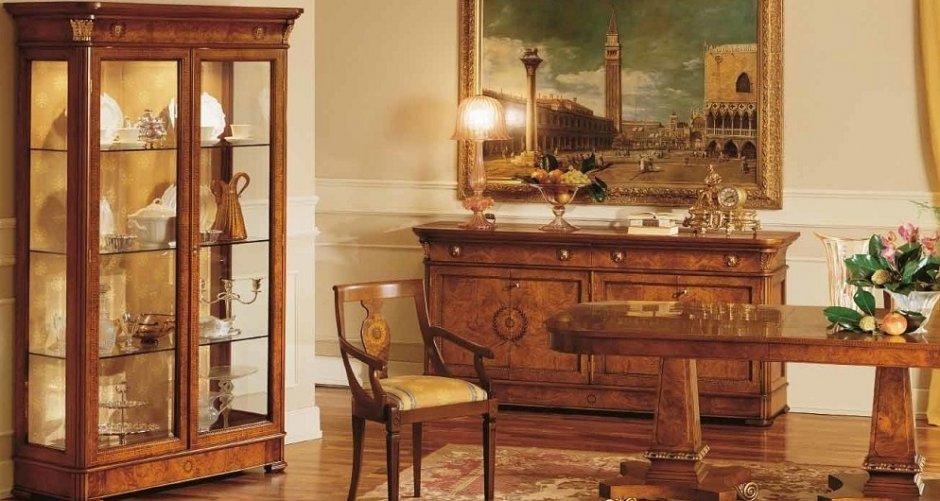Мебель в стиле бидермайер