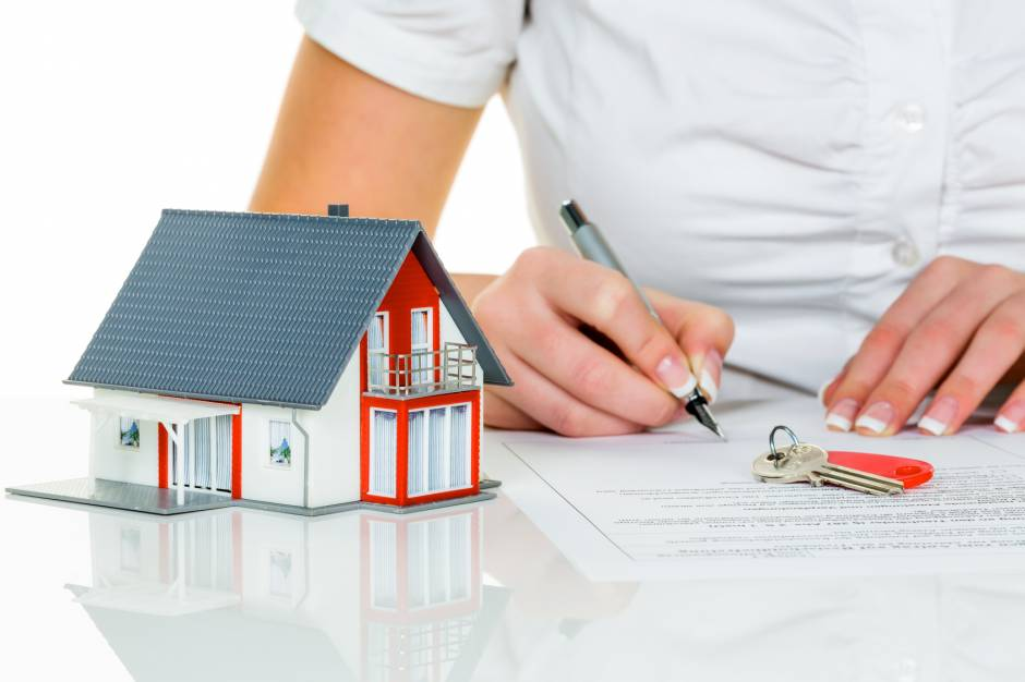 оформление ипотеки через банк