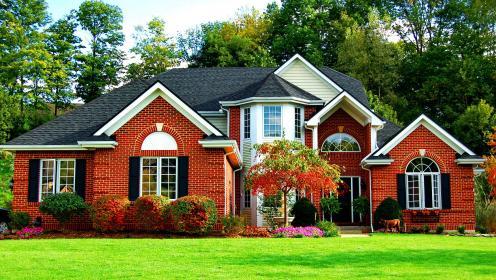 Продажа дома летом