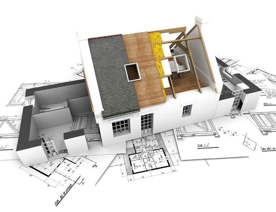 с чего начинать строительство частного дома
