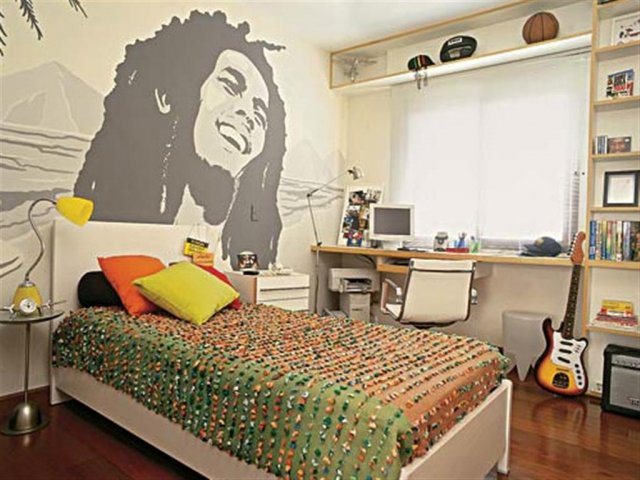 как украсить комнату в общаге