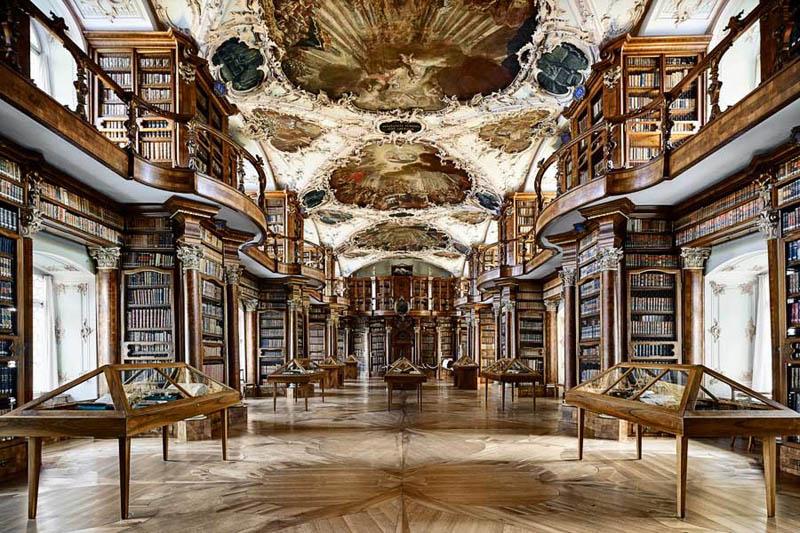 библиотека галла