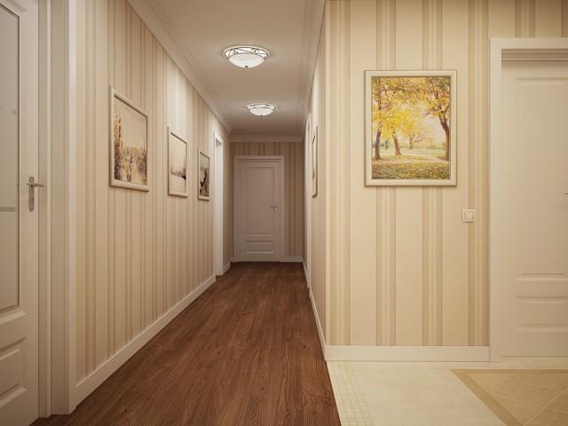 узкий коридор