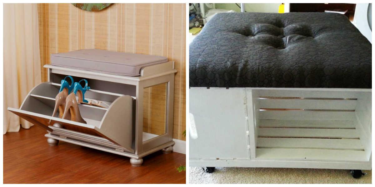 функциональная мебель для коридора