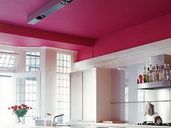 Краска на потолок