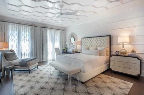 Архитектурные фишки для спальни