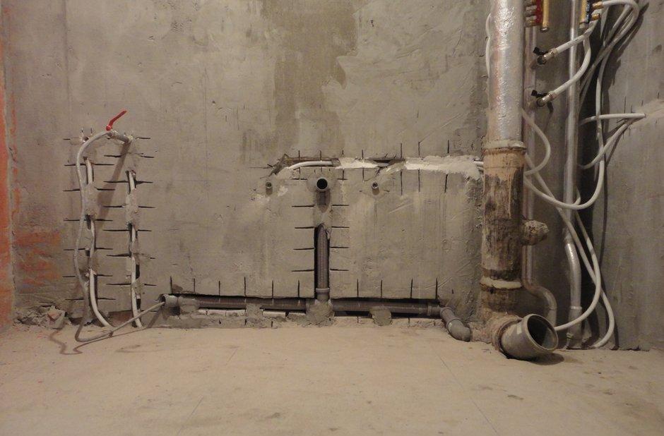 канализация в доме: схема, устройство, комплектация
