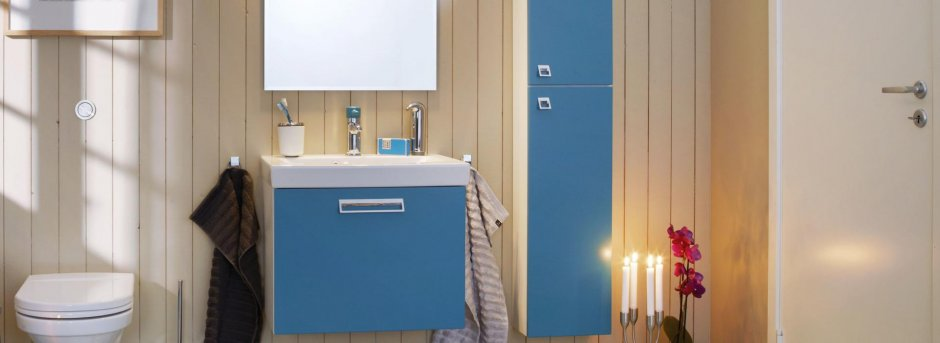 Сантехника в маленькую ванную