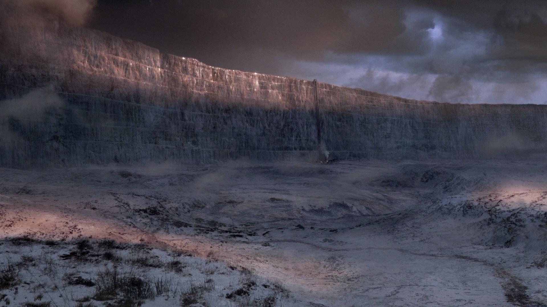 земли за стеной