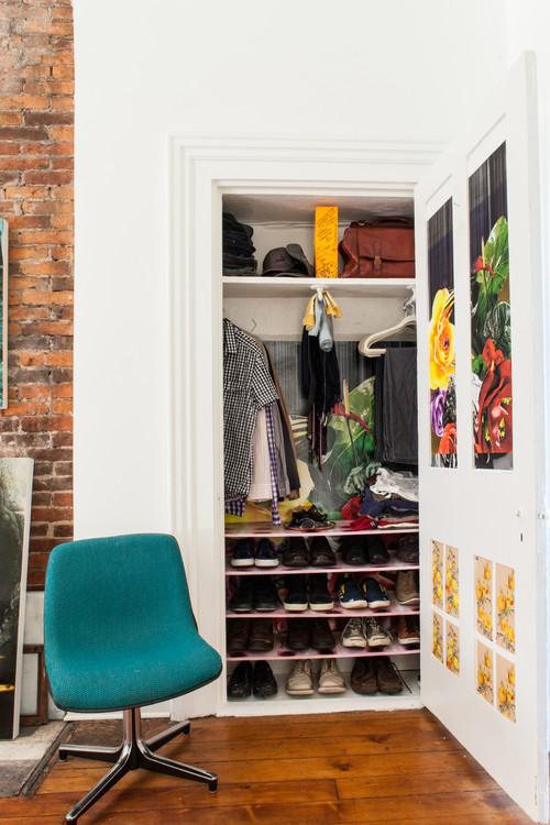 Совет о малых шкафчиках