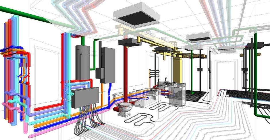 внутренние инженерные системы