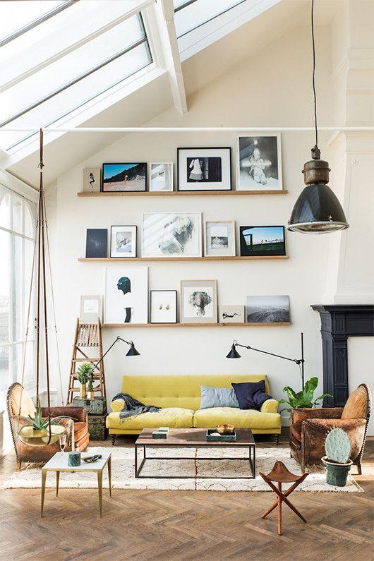 Квартира-галерея